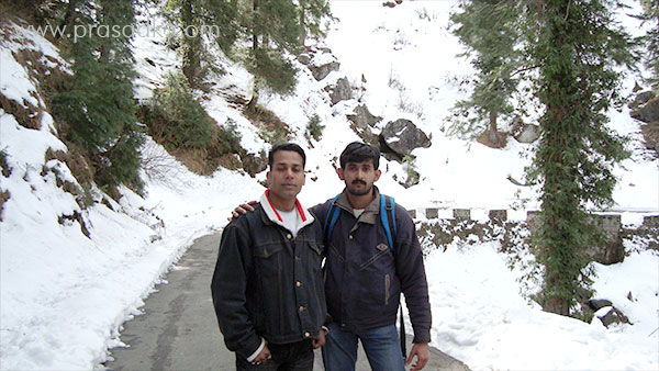 A-Day-OUT-At-Lakkar Mandi -Dalhousie-HimachalPradesh